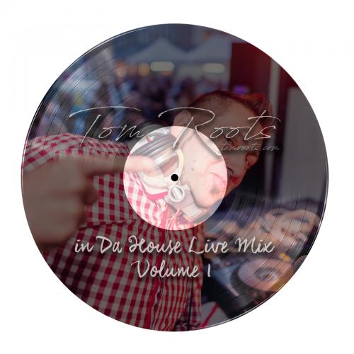 In Da House Live Mix Volume 1
